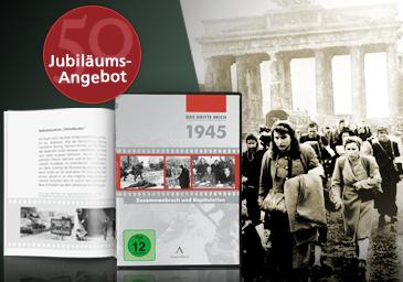 """DVD-Edition """"Das Dritte Reich""""!"""