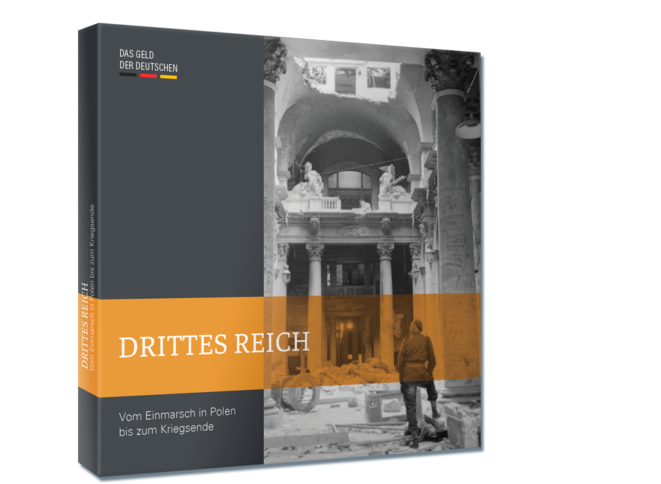 """Das """"Dritte Reich"""" und seine Kriegsprägungen"""