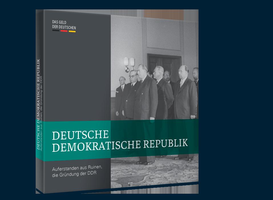 Die Gründung der Deutschen Demokratischen Republik
