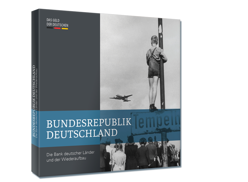 Die Bundesrepublik Deutschland und der Wiederaufbau