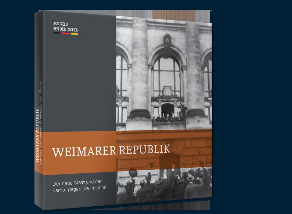 Weimarer Republik von der Gründung bis zur Inflation