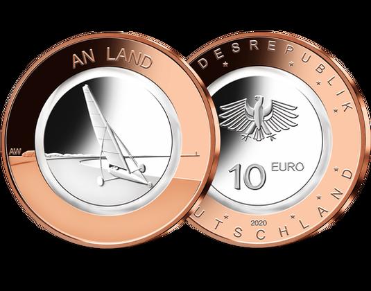 10 Euro Münze 2021