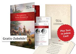 Liedgut Österreich Zubehör